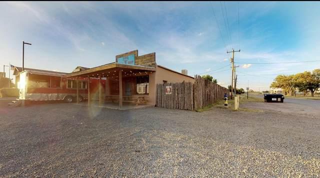 121 Us Route 66, Moriarty, NM 87035 (MLS #986147) :: Sandi Pressley Team