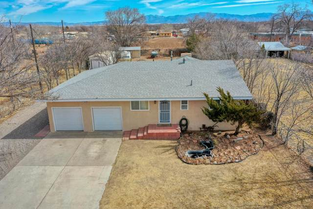 820 Monte Vista Road NE, Los Lunas, NM 87031 (MLS #986149) :: Sandi Pressley Team
