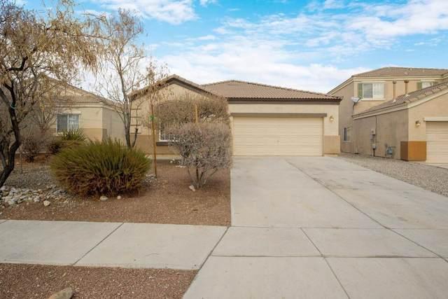 1016 Maroa Street NW, Albuquerque, NM 87120 (MLS #986182) :: The Buchman Group