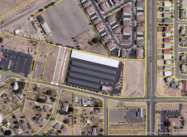 1760 Abrazo Road NE, Rio Rancho, NM 87124 (MLS #986241) :: The Buchman Group