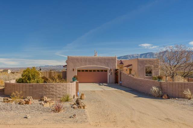 6416 Matamoros Road NE, Rio Rancho, NM 87144 (MLS #986325) :: The Buchman Group