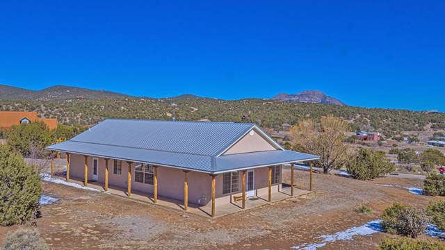 4 Valle Hermosa Road, Sandia Park, NM 87047 (MLS #986354) :: The Buchman Group