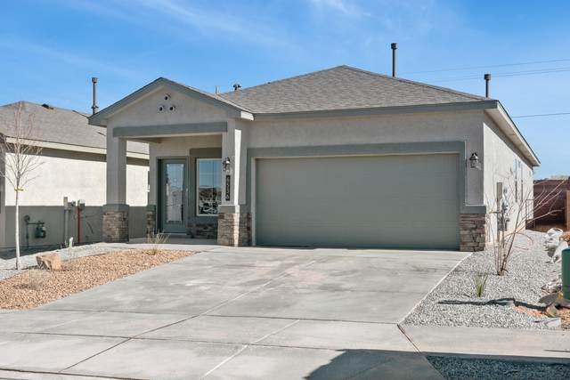 4820 Blackburn Road NE, Rio Rancho, NM 87144 (MLS #986361) :: The Buchman Group