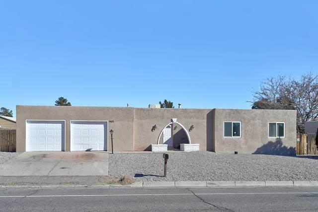 4105 Sabana Grande Avenue SE, Rio Rancho, NM 87124 (MLS #986369) :: Berkshire Hathaway HomeServices Santa Fe Real Estate