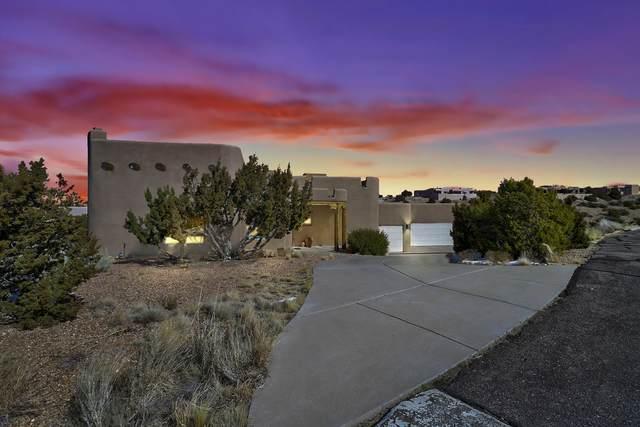29 Vista De Las Sandias, Placitas, NM 87043 (MLS #986371) :: Berkshire Hathaway HomeServices Santa Fe Real Estate