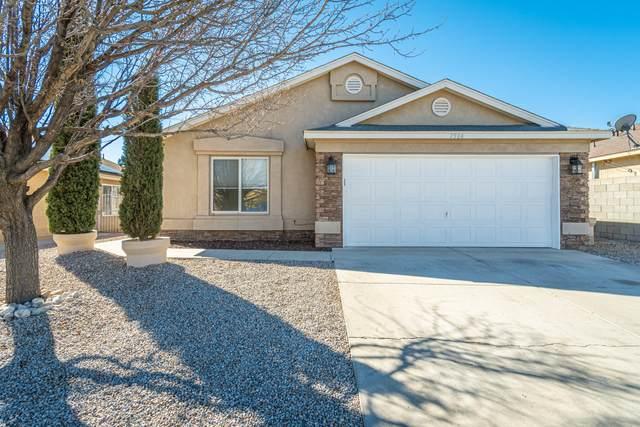 7504 Rainmaker Road SW, Albuquerque, NM 87121 (MLS #986393) :: Berkshire Hathaway HomeServices Santa Fe Real Estate