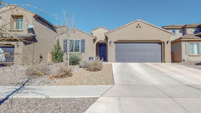 2817 Bayas Road SE, Rio Rancho, NM 87124 (MLS #986403) :: Berkshire Hathaway HomeServices Santa Fe Real Estate