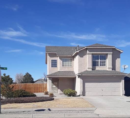 601 Valley Meadows Drive NE, Rio Rancho, NM 87144 (MLS #986422) :: Keller Williams Realty