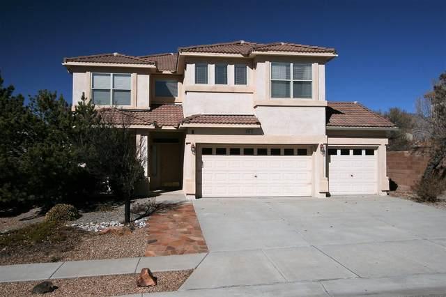 8909 Hampton Avenue NE, Albuquerque, NM 87122 (MLS #986430) :: The Buchman Group