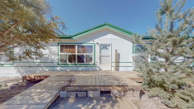 20 Windhaven Lane, Edgewood, NM 87015 (MLS #986463) :: Keller Williams Realty