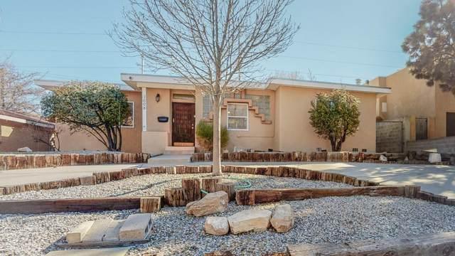 1608 Rita Drive NE, Albuquerque, NM 87106 (MLS #986524) :: The Buchman Group