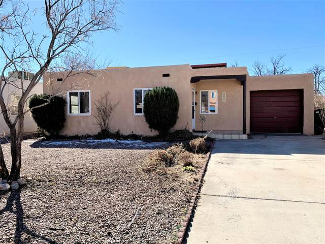 3810 Anderson Avenue SE, Albuquerque, NM 87108 (MLS #986541) :: The Buchman Group