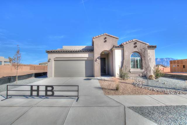 7106 Eagle Rock Court NE, Rio Rancho, NM 87144 (MLS #986562) :: Keller Williams Realty