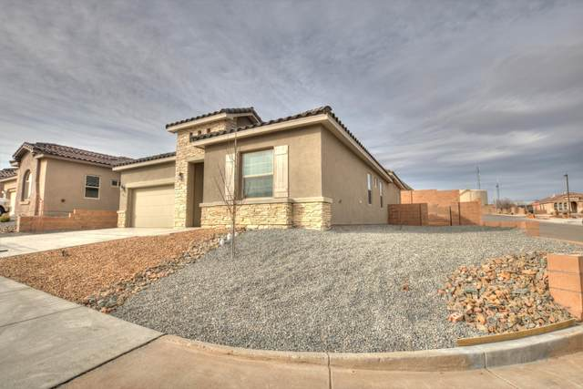 7014 Crystal Drive NE, Rio Rancho, NM 87144 (MLS #986565) :: Keller Williams Realty