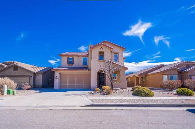6832 Tierra Vieja Street NW, Albuquerque, NM 87120 (MLS #986582) :: Keller Williams Realty