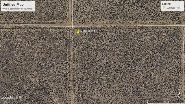 4618 Gossamer (U25 B95 L16 & 17) Road NE, Rio Rancho, NM 87144 (MLS #986584) :: Keller Williams Realty