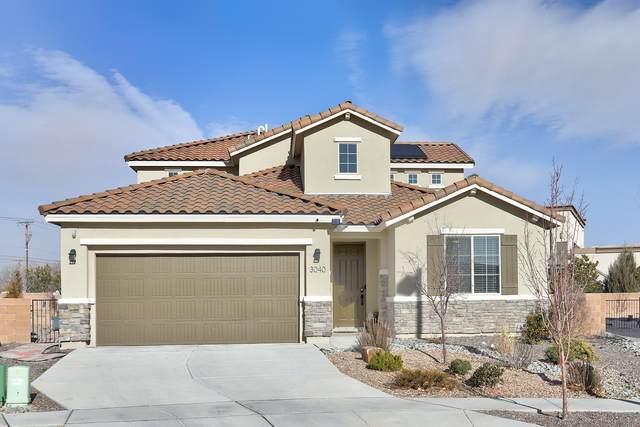 3040 Walsh Loop SE, Rio Rancho, NM 87124 (MLS #986626) :: The Buchman Group