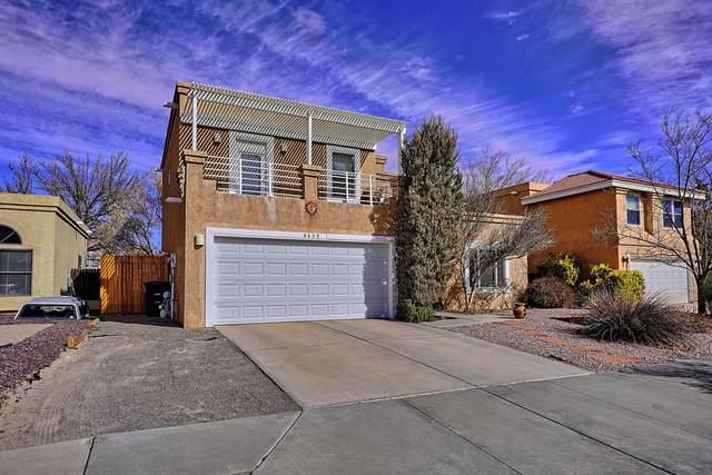 4609 Plume Road NW, Albuquerque, NM 87120 (MLS #986634) :: Keller Williams Realty