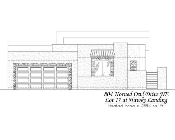 804 Horned Owl Drive NE, Albuquerque, NM 87122 (MLS #986646) :: Keller Williams Realty
