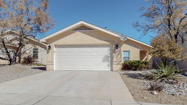 7409 Winslow Place NW, Albuquerque, NM 87114 (MLS #986658) :: Keller Williams Realty