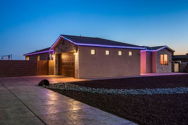 6508 Kimmick Drive NW, Albuquerque, NM 87120 (MLS #986665) :: Keller Williams Realty
