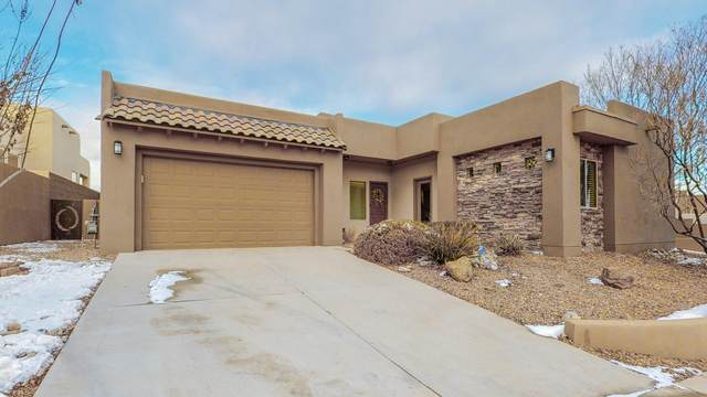 2517 Redondo Santa Fe NE, Rio Rancho, NM 87144 (MLS #986670) :: Keller Williams Realty