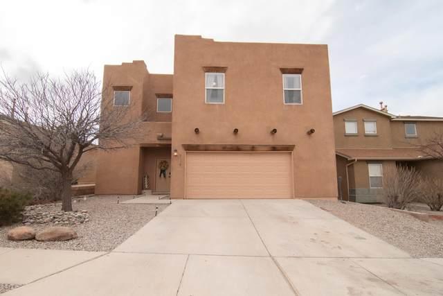 9315 Jameson Street NW, Albuquerque, NM 87114 (MLS #986674) :: Sandi Pressley Team