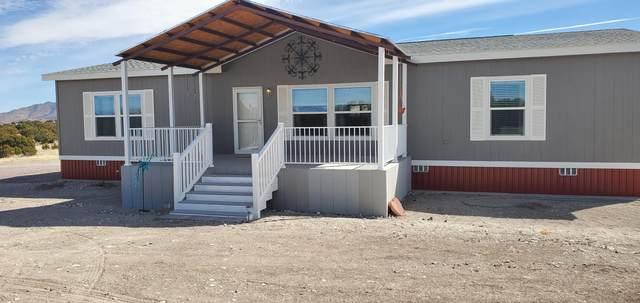 74 Longhorn Road, Magdalena, NM 87825 (MLS #986681) :: Sandi Pressley Team