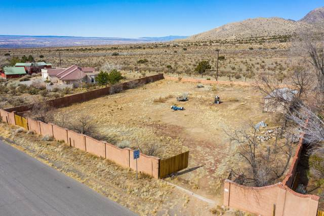 12519 Elena Drive NE, Albuquerque, NM 87122 (MLS #986690) :: The Buchman Group