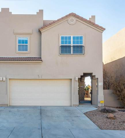 7119 Alexandria Drive NE, Albuquerque, NM 87122 (MLS #986697) :: Keller Williams Realty