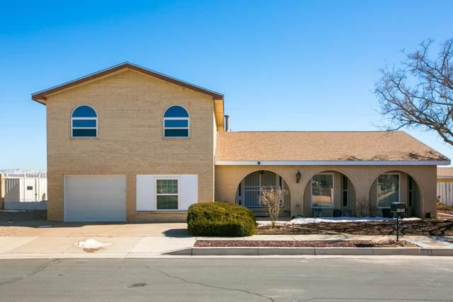 908 Alta Vista Court SW, Albuquerque, NM 87105 (MLS #986698) :: Berkshire Hathaway HomeServices Santa Fe Real Estate