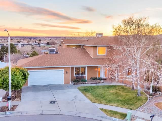 7201 Carson Trail NW, Albuquerque, NM 87120 (MLS #986701) :: Keller Williams Realty