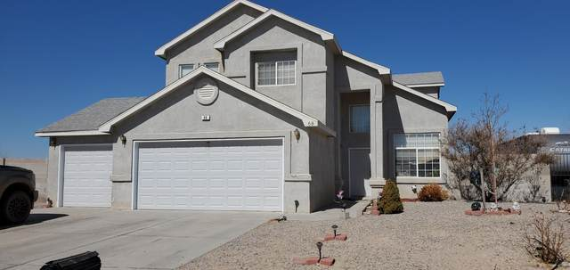 68 Hermanos Loop, Los Lunas, NM 87031 (MLS #986702) :: Sandi Pressley Team