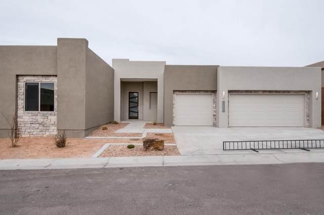 9209 Desert Ridge Pointe Court NE, Albuquerque, NM 87122 (MLS #986710) :: Keller Williams Realty