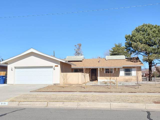 9131 Princess Jeanne Avenue NE, Albuquerque, NM 87112 (MLS #986734) :: Sandi Pressley Team
