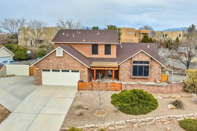 4117 Sunningdale Avenue NE, Albuquerque, NM 87110 (MLS #986741) :: Sandi Pressley Team
