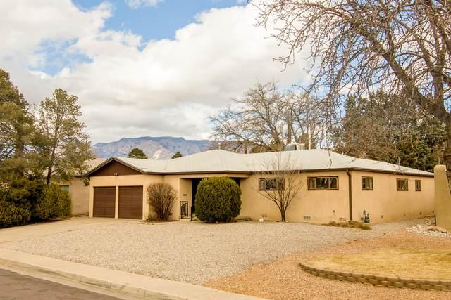 3504 Piermont Drive NE, Albuquerque, NM 87111 (MLS #986744) :: Sandi Pressley Team