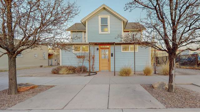1310 5TH Street NW, Albuquerque, NM 87102 (MLS #986756) :: Keller Williams Realty