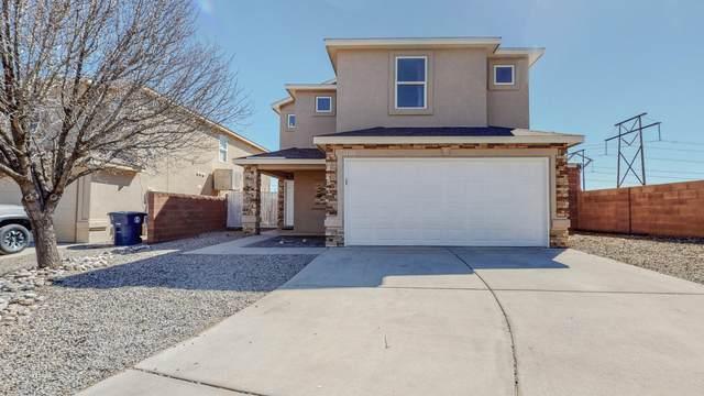 1700 Cielo Oeste NW, Albuquerque, NM 87120 (MLS #986757) :: Keller Williams Realty
