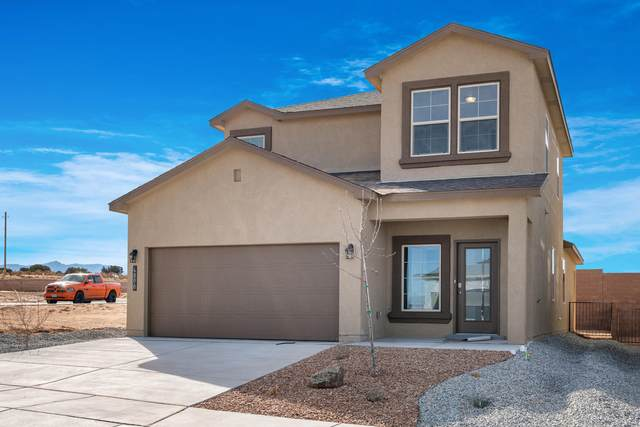 4815 Blackburn Road NE, Rio Rancho, NM 87144 (MLS #986773) :: Keller Williams Realty