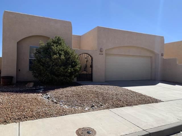 2232 Calle De Ortiz, Los Lunas, NM 87031 (MLS #986797) :: Berkshire Hathaway HomeServices Santa Fe Real Estate
