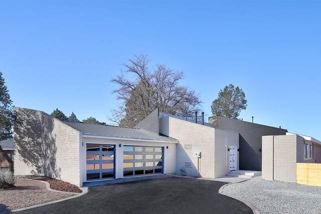 5605 Fairoak Trail NE, Albuquerque, NM 87109 (MLS #986798) :: Berkshire Hathaway HomeServices Santa Fe Real Estate