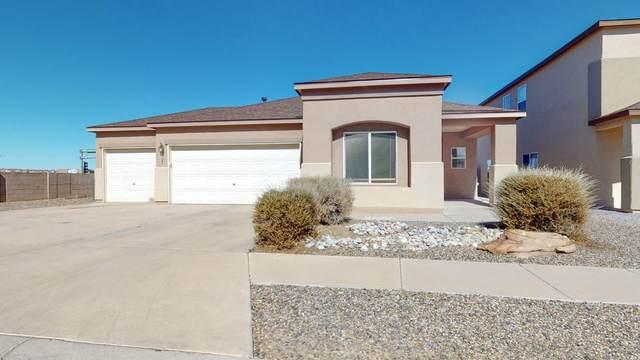 5627 Darlington Place NW, Albuquerque, NM 87114 (MLS #986803) :: Sandi Pressley Team