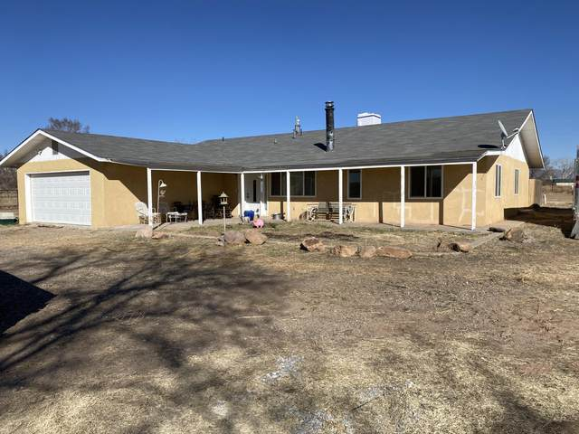 95 Seabell Road, Belen, NM 87002 (MLS #986807) :: Keller Williams Realty