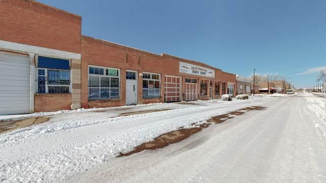 423 Railroad Avenue, Las Vegas, NM 87701 (MLS #986827) :: The Buchman Group