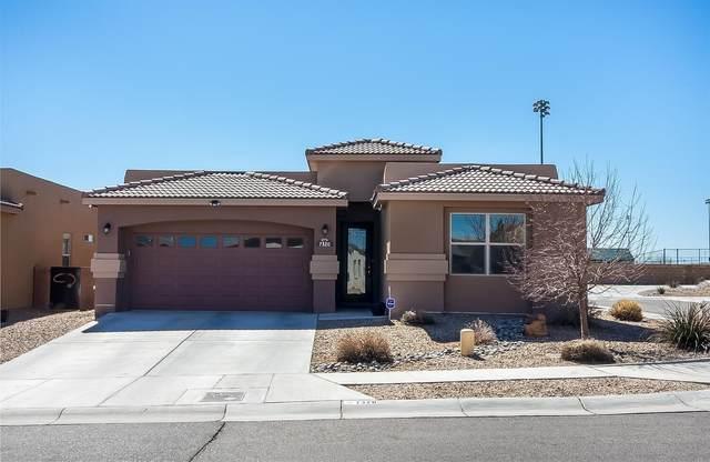 7320 Valle Cantero Lane NW, Albuquerque, NM 87114 (MLS #986830) :: Keller Williams Realty