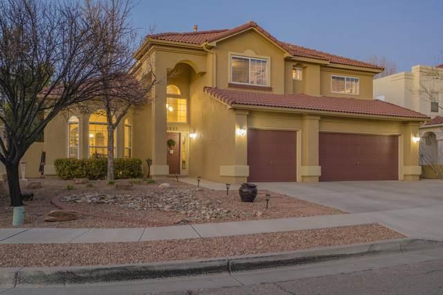 6605 Tesoro Place NE, Albuquerque, NM 87113 (MLS #986831) :: Keller Williams Realty