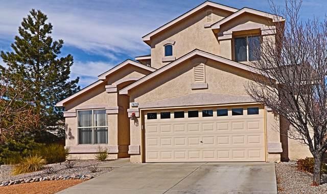 7823 Seven Springs Road NW, Albuquerque, NM 87114 (MLS #986858) :: Keller Williams Realty