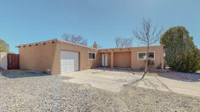 10152 Alder Drive NW, Albuquerque, NM 87114 (MLS #986873) :: Sandi Pressley Team