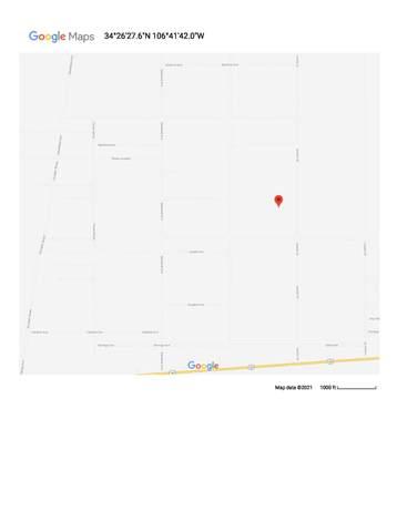 Rio Grande Estates Lot 20, Socorro, NM 87801 (MLS #986899) :: Campbell & Campbell Real Estate Services